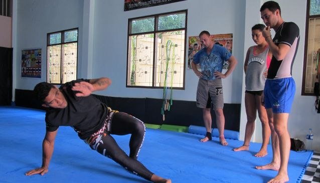 Combat 360X Muay Thai and MMA Camp Khao Lak
