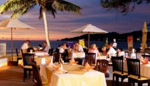 Concaved Beach Restaurant