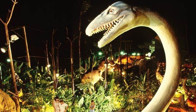 Dino Park Mini Golf & Restaurant