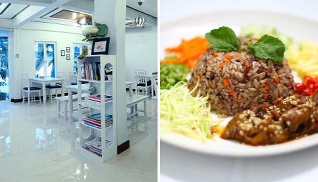 Dok Bua Vegetarian Restaurant