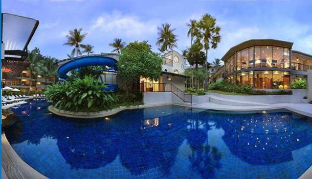 DoubleTree Resort by Hilton Hotel Phuket - Surin
