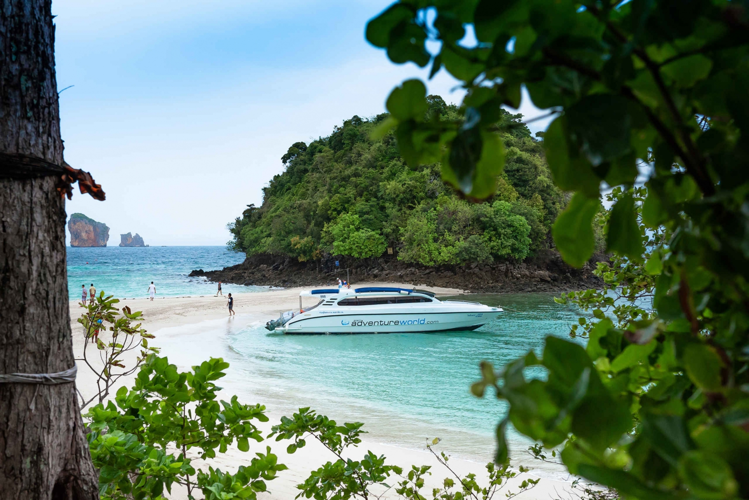 Early Bird 4 Islands & Railay from Phuket/Khaolak