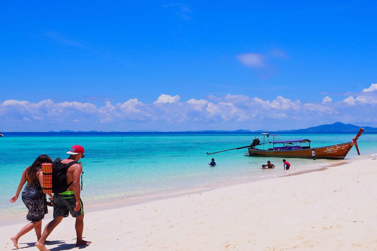 Early Riser >> Early Riser Phi Phi Island Trip By Speedboat