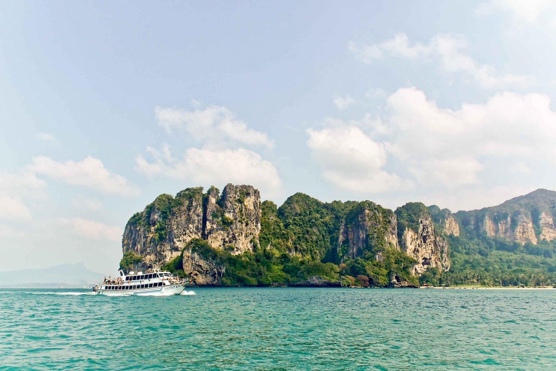 Ferry Transfer to Phuket from Ao Nang, Railay and Koh Lanta