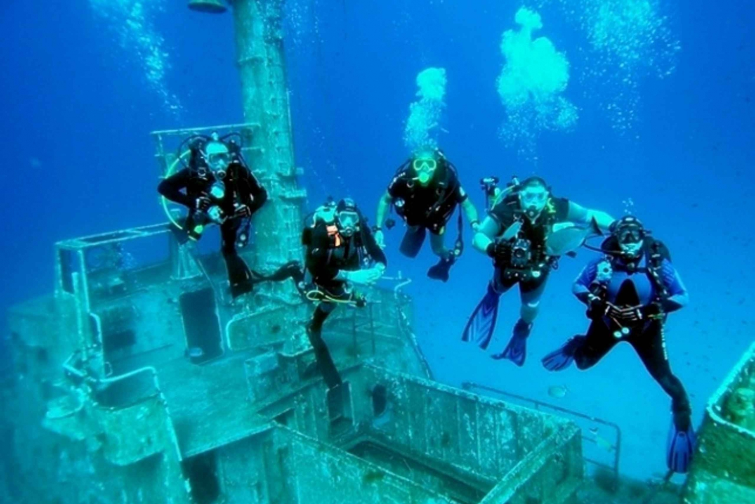 From 3-Day PADI Open Water Diver Certification
