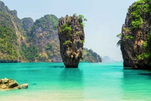 From James Bond Island Excursion by Longtail Boat