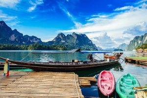 From Phuket: Full-Day Private Tour to Khao Sok Highlights