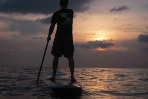 From Stand Up Paddleboard Lesson