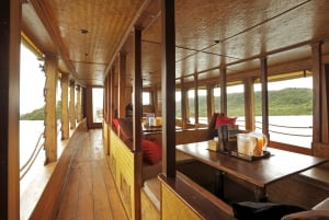 Full-Day Phang Nga Bay Cruise with Meals from Phuket