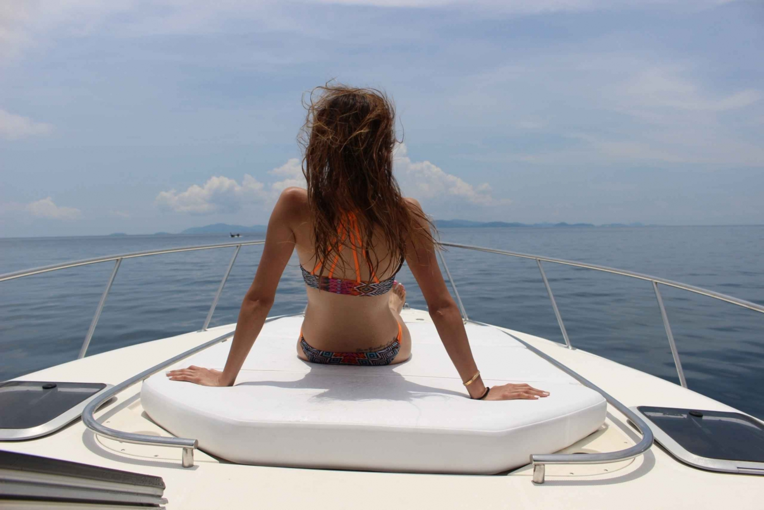 Full-Day Private Speedboat Charter to Phang Nga Bay