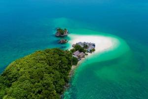 Islands Sunset Tour by Speedboat