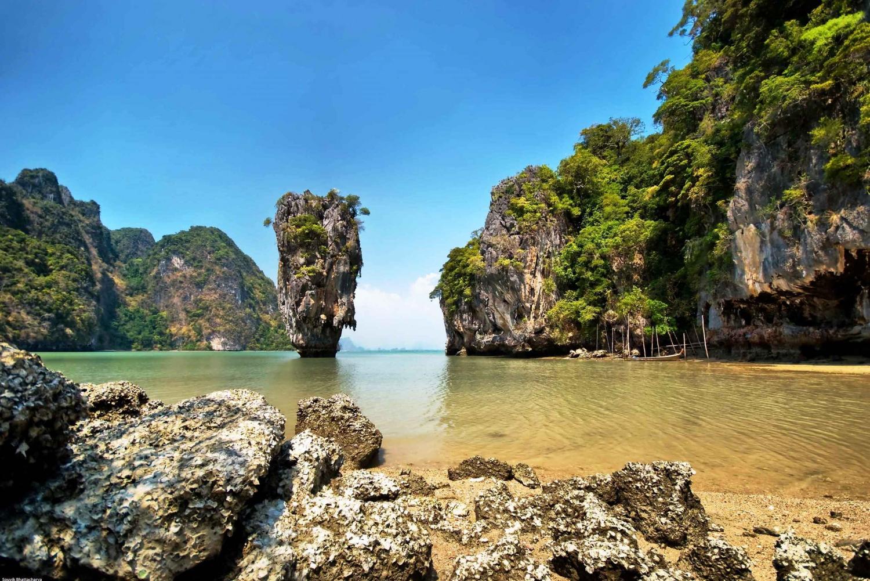 James Bond Island Tour By Big Boat Sea Canoe