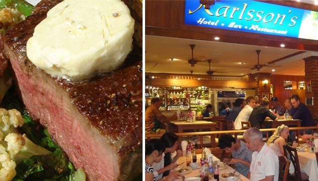 Karlsson's Restaurant & Steak House