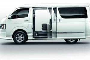 Khao Lak To Khao Sok Private Minivan & Car Transfer