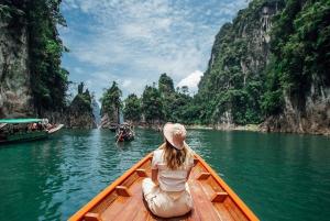 Khao Sok: Full-Day Chiew Larn Lake Tour