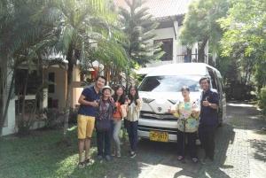 Krabi to Phuket: Private City Transfer