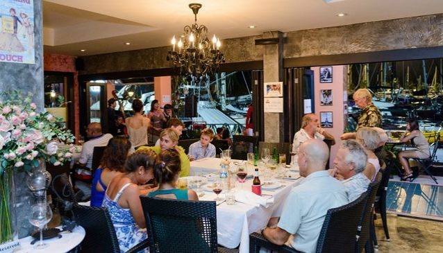 La Vie en Rose Restaurant & Wine Bar