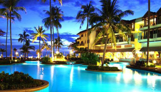 Merlin Beach Resort