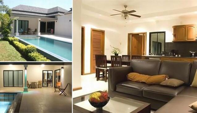 Nai Harn Villa at Harmony Villa