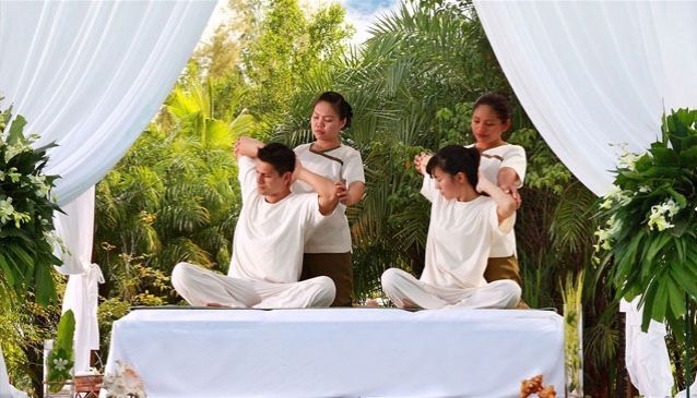 Pathways Spa @ The Sarojin