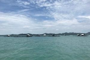 Phang Nga Bay: Early Bird James Bond & Beyond Tour