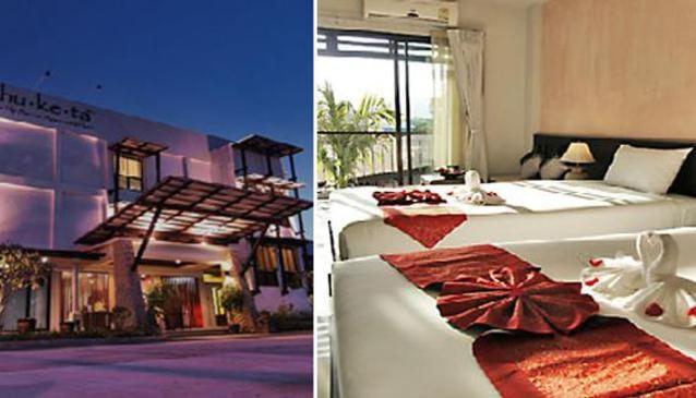 Phu-ke-ta Hotel Phuket