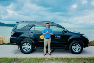 Phuket Airport Private Transfer to/from Khao Lak