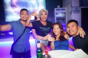 Phuket: Bar Crawl Tour