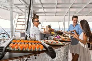 Phuket: Coral and Racha Islands Hype Luxury Catamaran