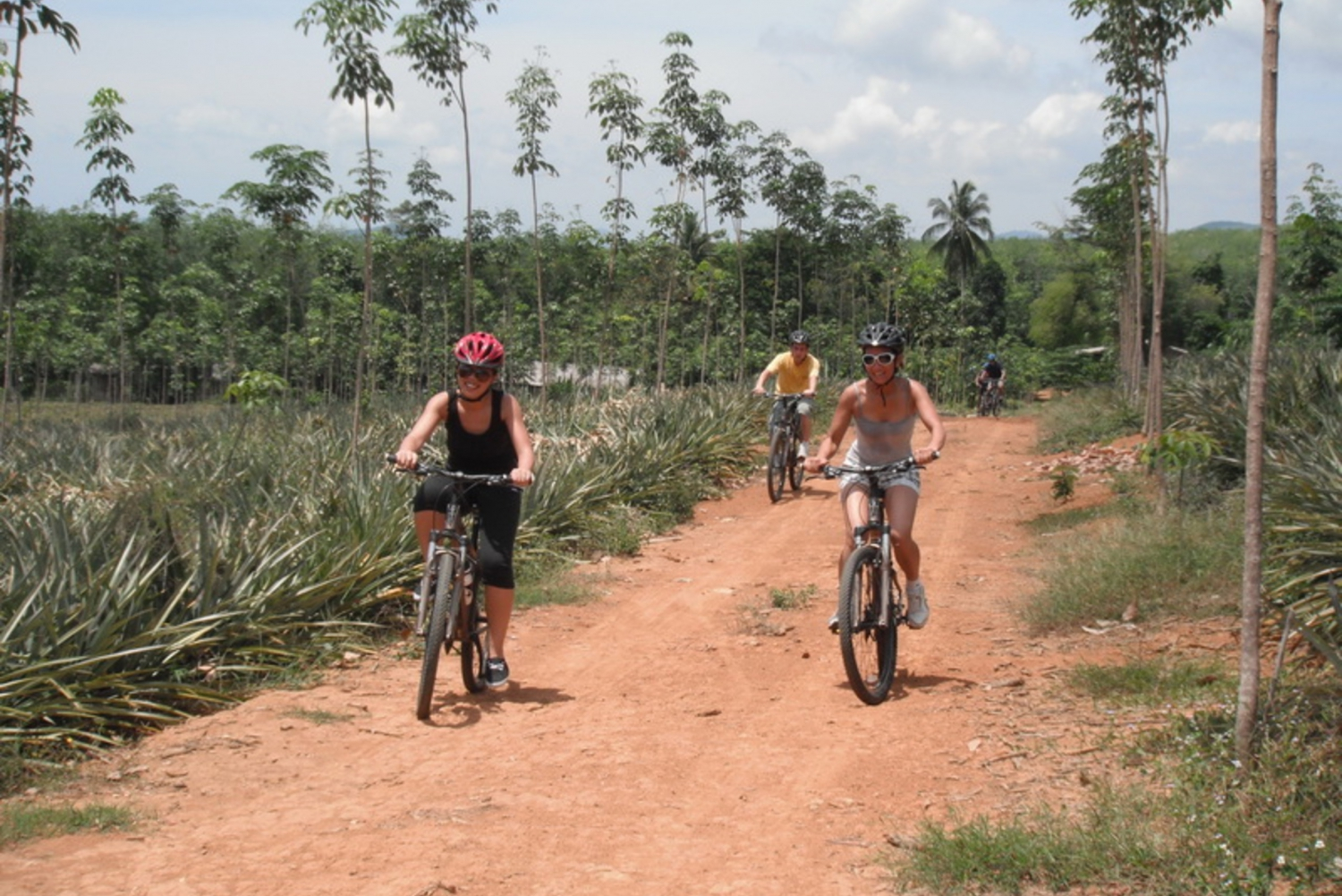Phuket Countryside Half Day Bike Tour Suitable for All