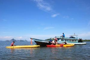 Phuket: Day in the Islands Kayaking Adventure