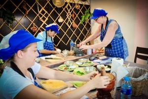 Phuket: Half Day Easy Thai Cooking Class & Local Market Tour
