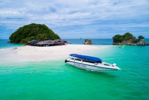 Phuket: Islands Sunset Tour by Speedboat