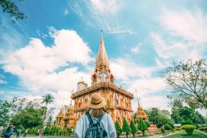 Phuket: Private ATV, Zipline & Phuket City Tour w. Lunch