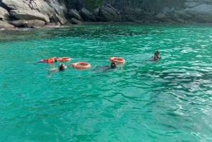 Phuket: Scuba Diving and Snorkeling Boat Tour