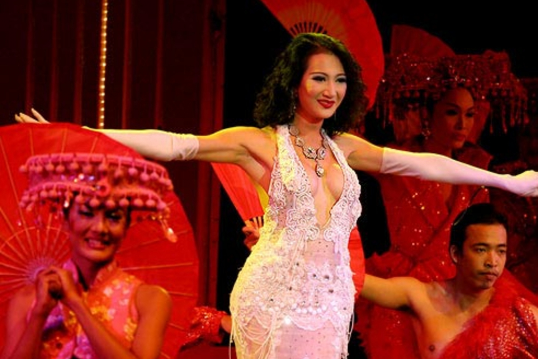 Phuket Simon Cabaret Show - VIP Seat with Transfers
