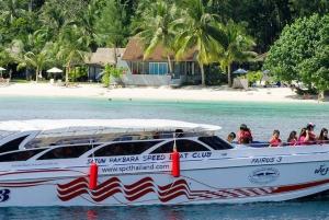 Phuket: Speedboat Transfer To/From Ko Phi Phi Don