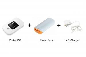 Phuket: Unlimited 4G Portable Pocket Wi-Fi Rental