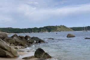 Phuket Viewpoints: 3-Hour Sunset Trekking Small Group Tour