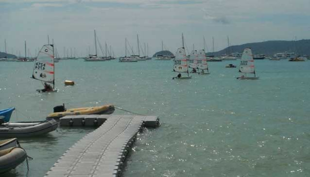 Phuket Yacht Club Sailing School