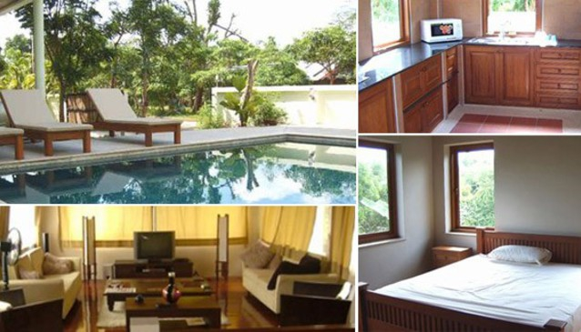 Pool Villa in Rawai