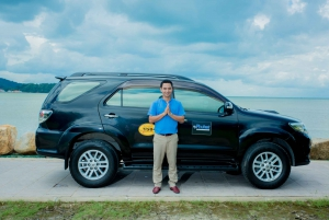 Private Car or Minibus Rental with Driver
