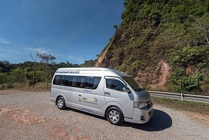 Private Van Transfer to Cheow Lan Lake or Vice Versa