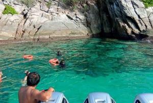 Racha Island: Snorkeling Boat Tour