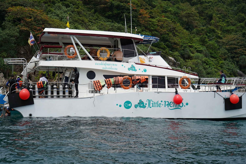 Racha Yai Scuba & Water Sport Tour From Phuket