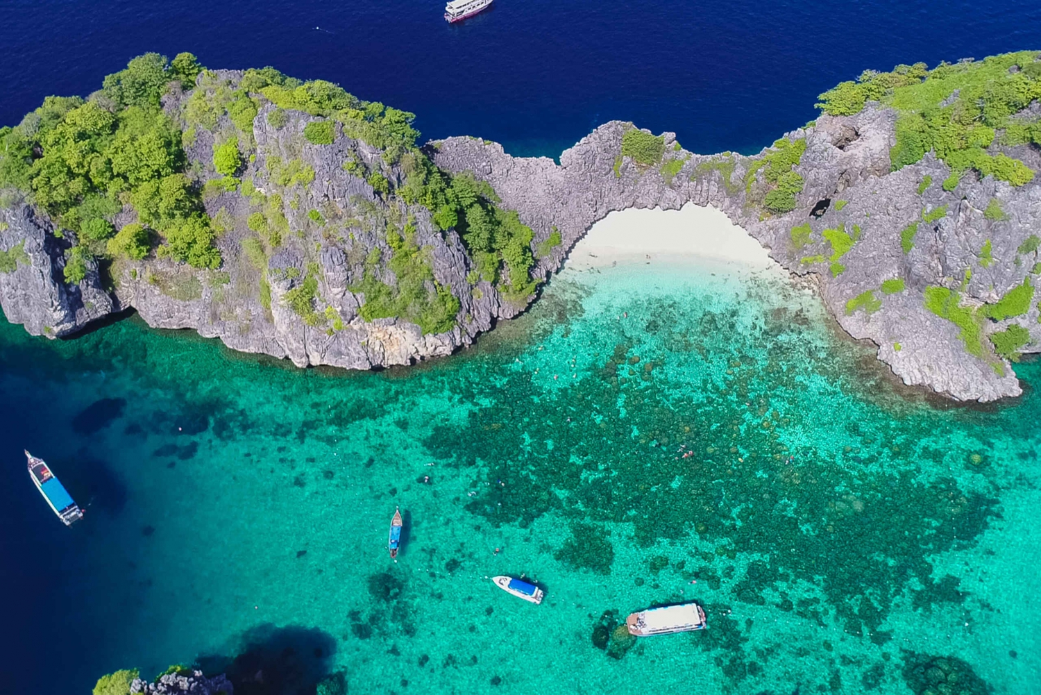 Rok and Haa Islands Day Trip from Phuket or Khaolak