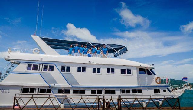 Senses Detox Phuket Cruiser