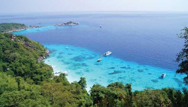 Similan Islands Marine National Park