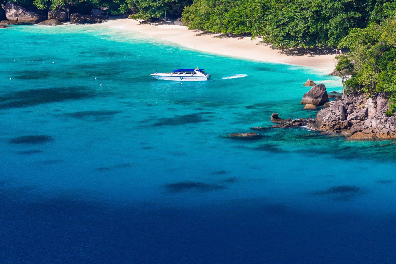 Similan Islands Snorkeling Day Trip from Phuket or Khaolak