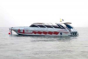 Speedboat Transfer To/From Ko Phi Phi Don